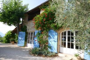 Chambre d'Hôtes le Jas des Sagnières - Accommodation - Sigoyer