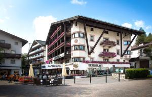 Alpenhotel & SPA *** - Hotel - Seefeld