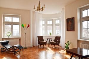 4 hvězdičkový apartmán Apartmán u Masaryka Hodonín Česko