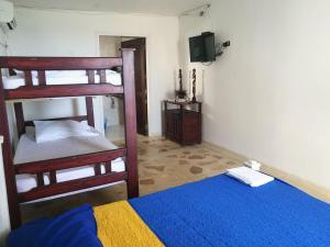 Cabañas Cigua, Holiday homes  Coveñas - big - 43