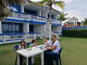 Cabañas Cigua, Holiday homes  Coveñas - big - 9
