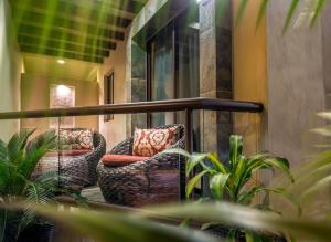Hotel Villas El Jardín, Hotels  Holbox - big - 31