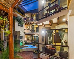 Hotel Villas El Jardín, Hotels  Holbox - big - 28