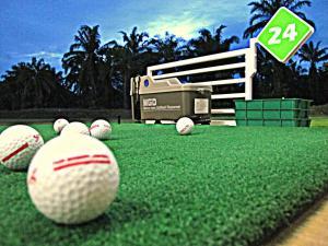 Palm Driving Range & Resort - Ban Nua Khlong