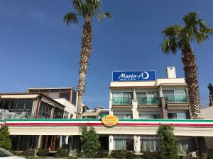 Marin-A Hotel, Отели  Тургутреис - big - 1