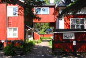 Hotel Strandbo, Szállodák  Nauvo - big - 18