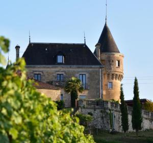 Chateau de la Grave - Labarde