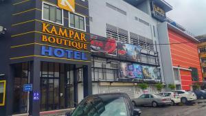 Auberges de jeunesse - Kampar Boutique Hotel