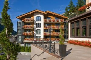 Beau Site Alpine Chic Rooms - Hotel - Zermatt