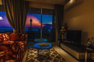 Grand Caribbean Resort Pattaya, Ferienwohnungen  Pattaya South - big - 12
