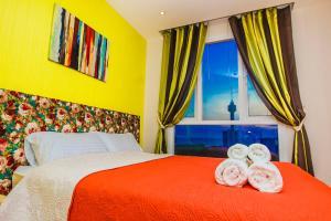 Grand Caribbean Resort Pattaya, Ferienwohnungen  Pattaya South - big - 9