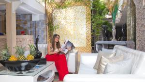 Hotel Boutique El Poblado, Отели  Нейва - big - 39