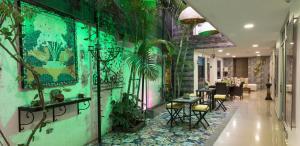 Hotel Boutique El Poblado, Отели  Нейва - big - 41