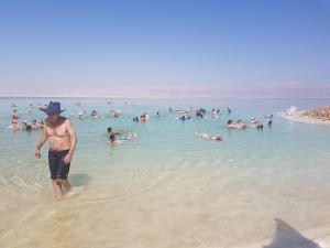 Yifat's Rooms Dead Sea, Chaty  Neve Zohar - big - 31