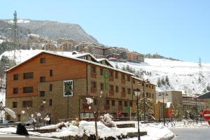 Apartamentos Turísticos Roc Del Castell - Canillo