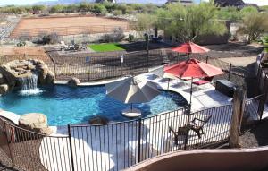 Western Casita w/ Pool in Sonoran Desert - Tonto Basin