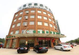 Albergues - GreenTree Inn Anhui Suzhou Xiao County Zheshang Market Express Hotel