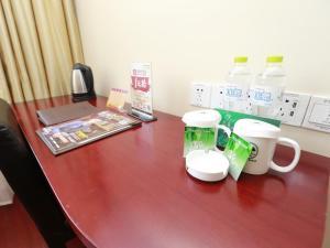 GreenTree Inn Anhui Bozhou Mengcheng Zhuangzi Road Express Hotel, Hotely  Mengcheng - big - 8