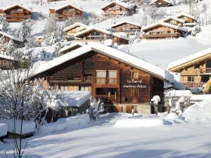 Chambres d'Hôtes Le Barna - Accommodation - La Clusaz