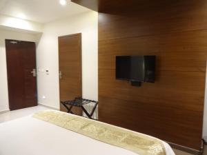 Hotel Shaans, Szállodák  Tiruccsirápalli - big - 22