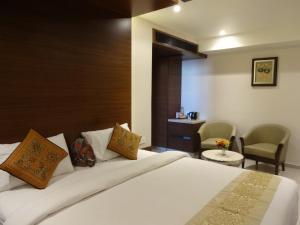 Hotel Shaans, Hotely  Tiruččiráppalli - big - 62