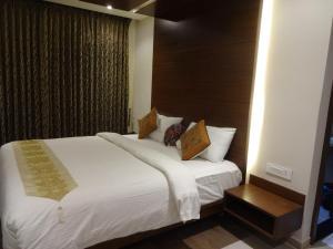 Hotel Shaans, Hotely  Tiruččiráppalli - big - 64