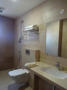 Hotel Shaans, Hotely  Tiruččiráppalli - big - 57