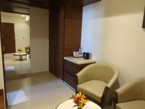 Hotel Shaans, Hotely  Tiruččiráppalli - big - 59
