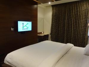 Hotel Shaans, Hotely  Tiruččiráppalli - big - 53