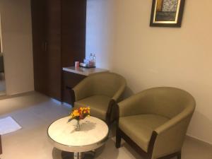 Hotel Shaans, Hotely  Tiruččiráppalli - big - 47