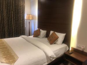 Hotel Shaans, Hotely  Tiruččiráppalli - big - 49