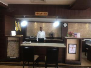 Hotel Shaans, Hotely  Tiruččiráppalli - big - 30