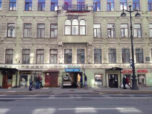 Gamak, Hostely  Petrohrad - big - 38