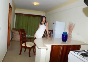 Apartahotel Caribe Paraiso, Апарт-отели  Хуан-Долио - big - 75