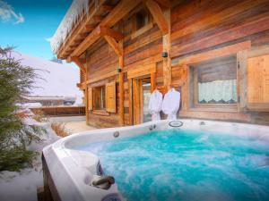 Chalet Tilumi - OVO Network - Hotel - La Clusaz