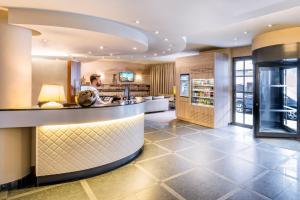 Astoria Hotel Antwerp, Hotely  Antverpy - big - 20