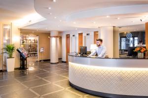 Astoria Hotel Antwerp, Hotely  Antverpy - big - 21