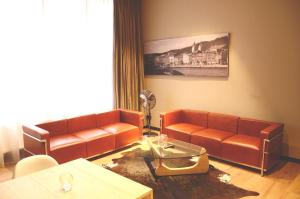 Amosa Apartment Rue Donceel 6