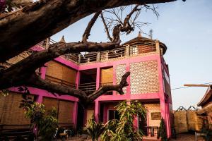 Residence Hotel Lwili, Отели  Уагадугу - big - 57