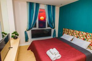 Grand Caribbean Resort Pattaya, Ferienwohnungen  Pattaya South - big - 4