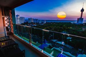 Grand Caribbean Resort Pattaya, Ferienwohnungen  Pattaya South - big - 3