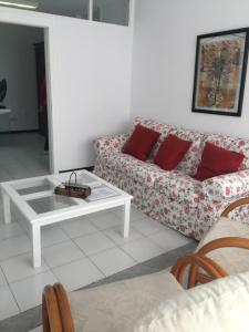 Otilia, Arrecife