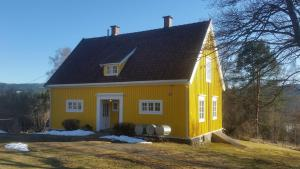 Det Gule Huset Hurdal - Hotel