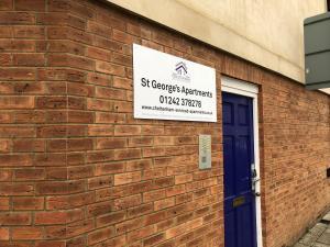 St Georges Apartments, Appartamenti  Cheltenham - big - 28