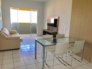 Apto Praia do Futuro Van Piaget, Apartmanok  Fortaleza - big - 13