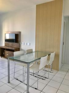 Apto Praia do Futuro Van Piaget, Apartmanok  Fortaleza - big - 9