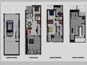 Luxury 3 bedroom 3 bathroom house, Playa Flamenca, Ferienhäuser  Playa Flamenca - big - 40