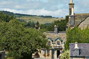 Devonshire Arms at Pilsley - Chatsworth - Hathersage