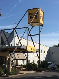 hotelF1 Tours Nord.  Kuva 5