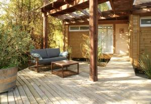 Barrica Lodge, Bed and breakfasts  Santa Cruz - big - 66
